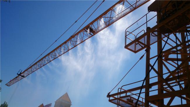 苏州工地塔吊喷淋系统定做