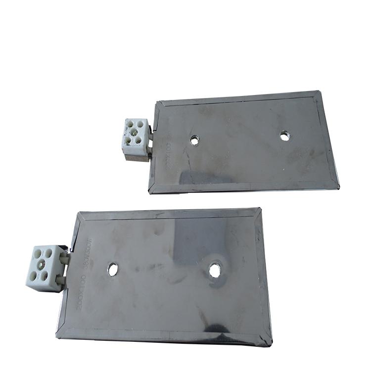 不锈钢加热板五孔插头发热板方形电热板专业定制生产加工