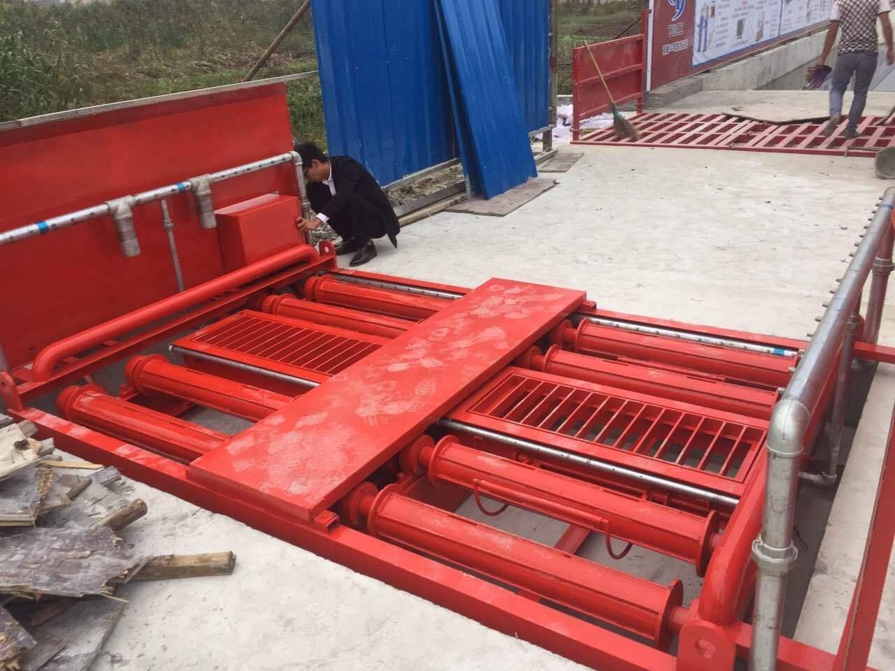 北京建筑工地洗车机定制