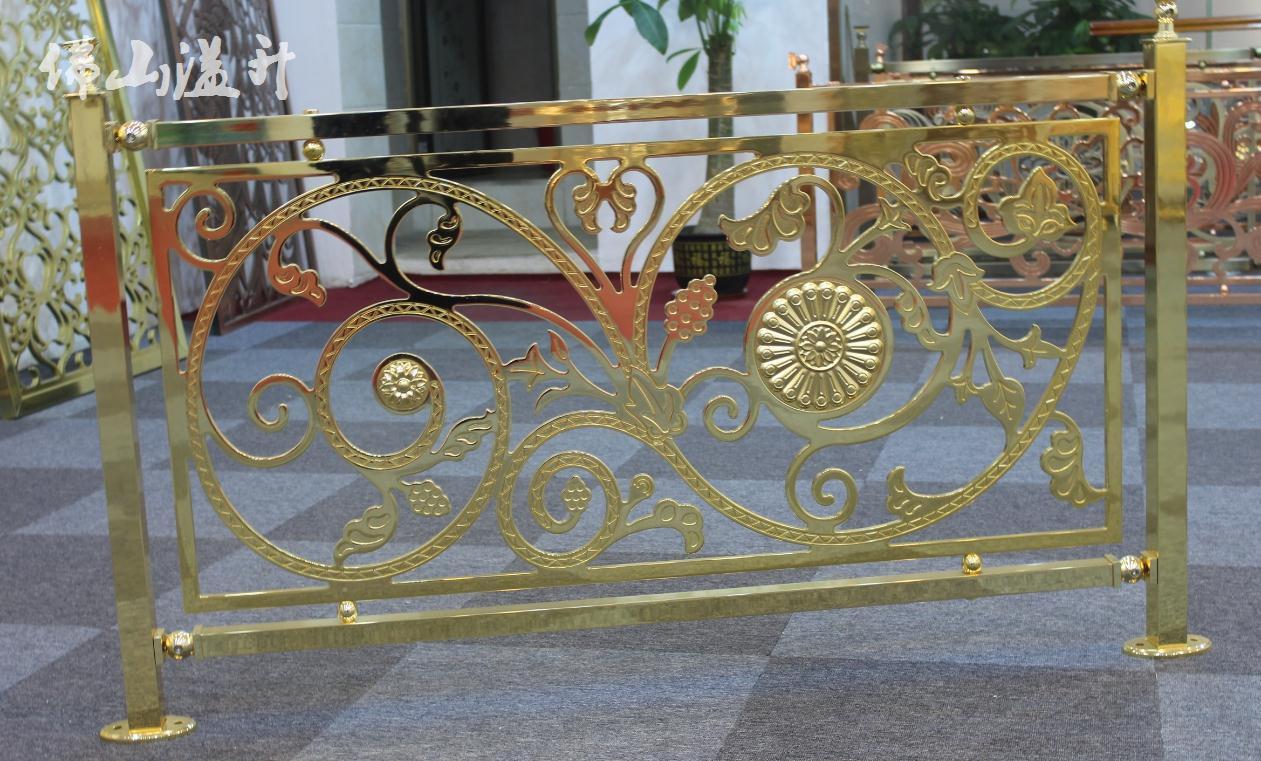 长治市实用铜楼梯
