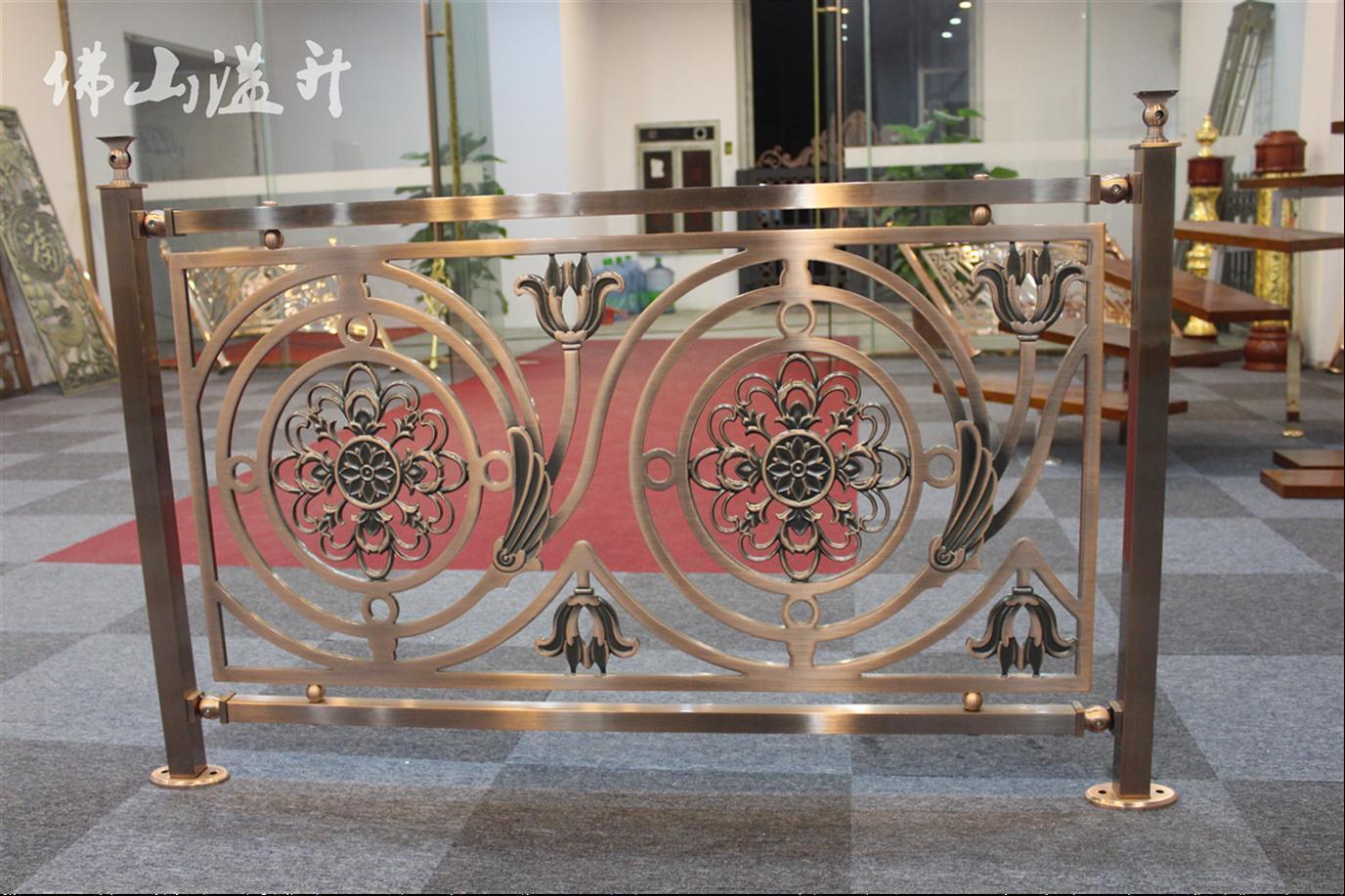 沈阳铜楼梯生产厂家