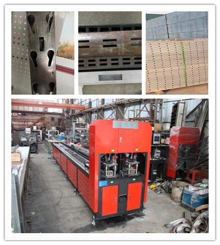 无锡钢木货架自动冲孔机公司