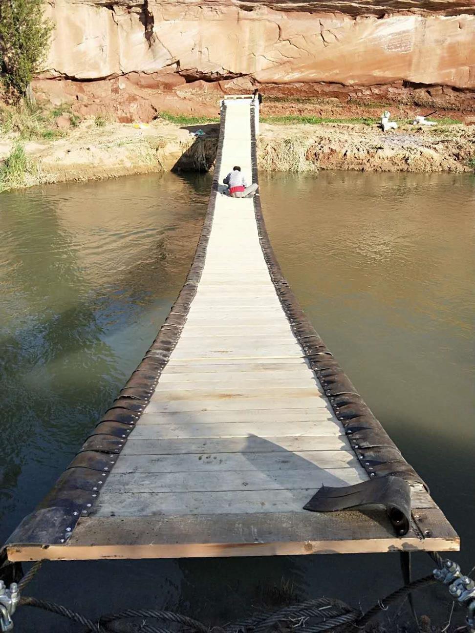 武汉网红桥促销