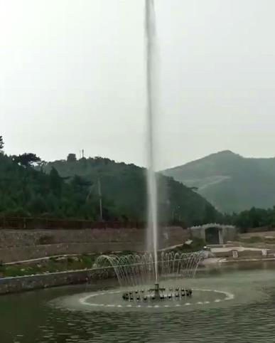 宁夏呐喊喷泉生产
