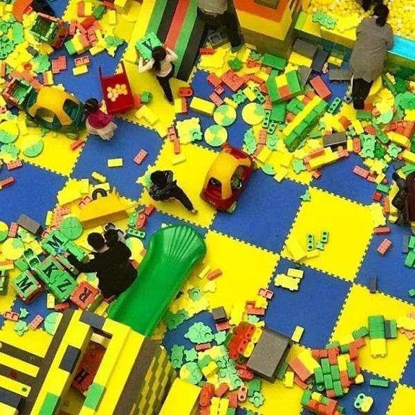 上海积木乐园加工