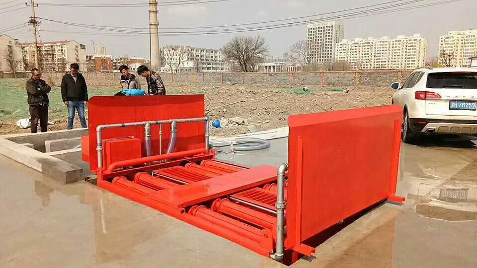 长沙建筑工地洗轮机
