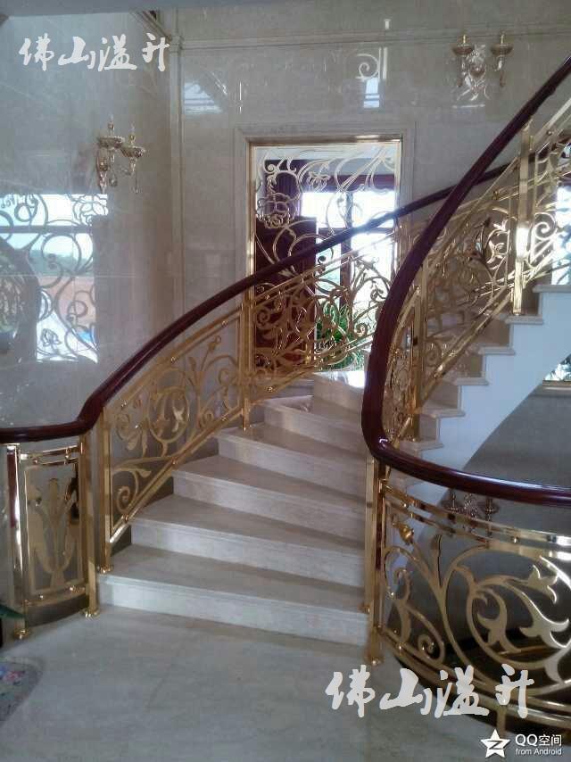 松原市铝板楼梯公司