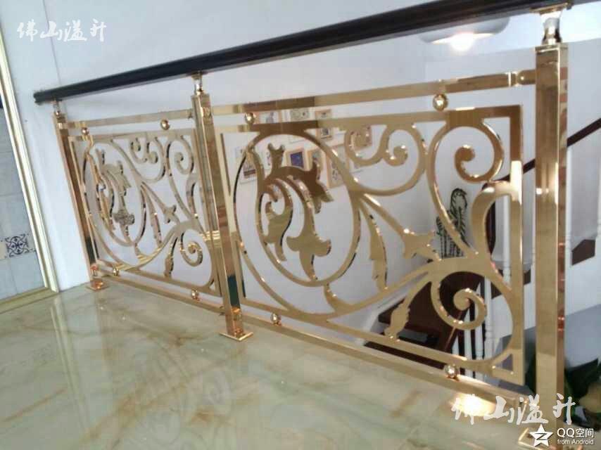 蚌埠铝板楼梯生产