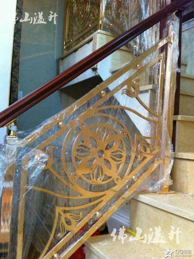 德惠市特价铝板楼梯