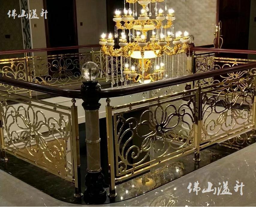 辉南县热门铝板楼梯