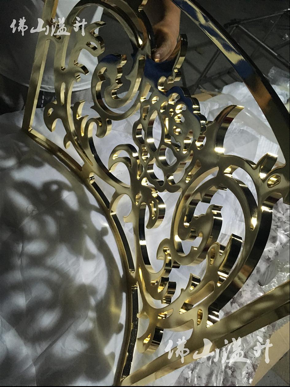东丰县全新铝板楼梯