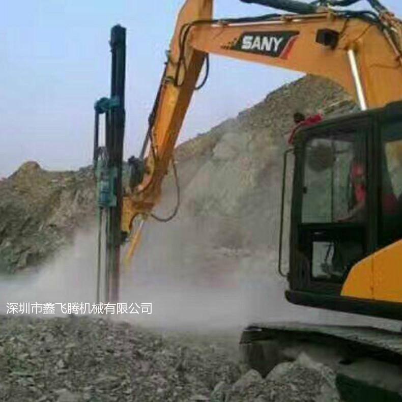 白山挖改钻机生产