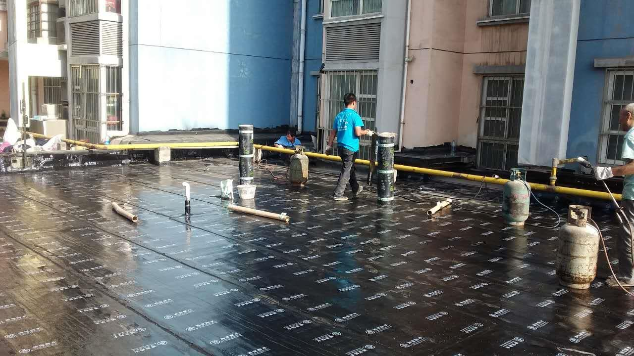 专业别墅防水维修施工