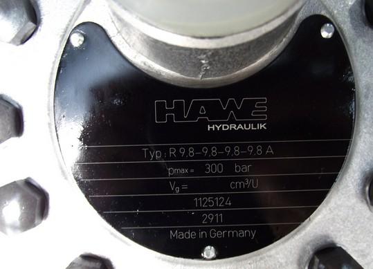 哈威 R 9.8-9.8-9.8-9.8A