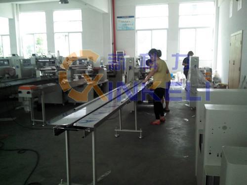 天津全新铝材套袋机