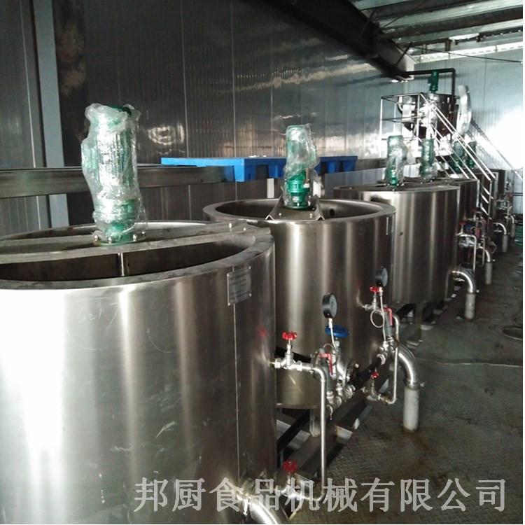 潍坊全套酱料生产线设备