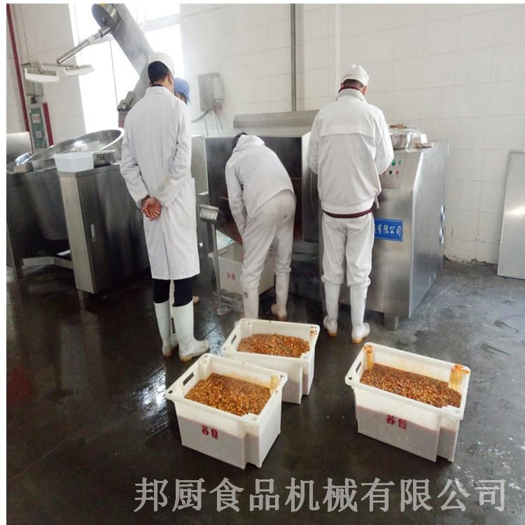 包头全套酱料生产线设备定制