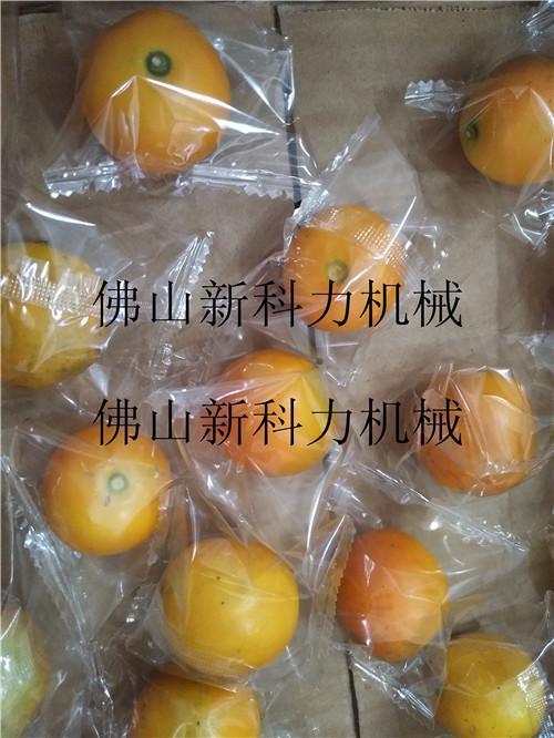 环保冰糖橙包装机制作