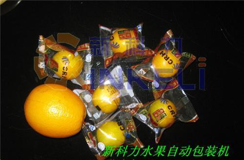 沧州冰糖橙包装机