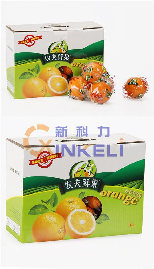 北京供应脐橙包装机