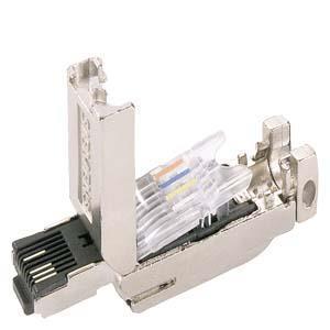 西门子DP屏蔽双绞电缆接头