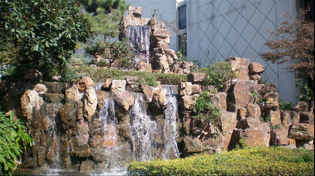 grc塑石假山制作施工