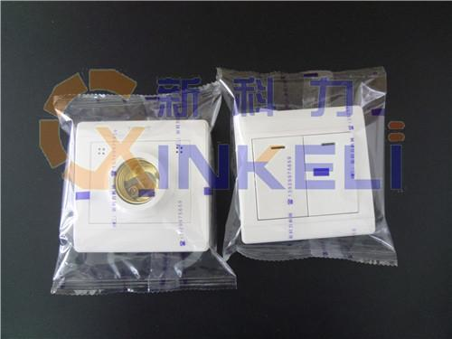 台州原装开关面板包装机