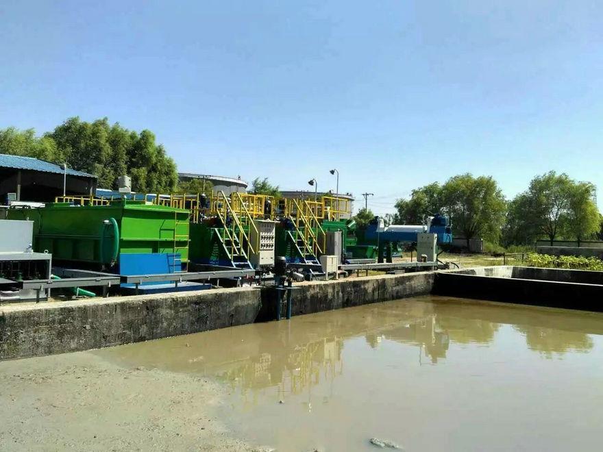 遵义钢铁厂污水处理设备