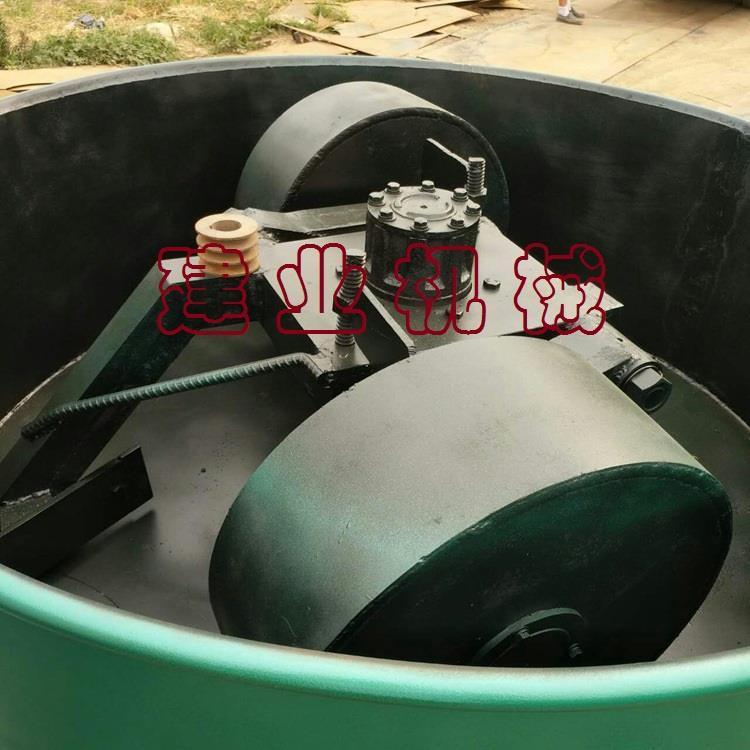 大连轮碾搅拌机规格