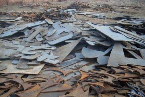 白云废铁回收公司