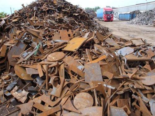 海珠废铁回收站点