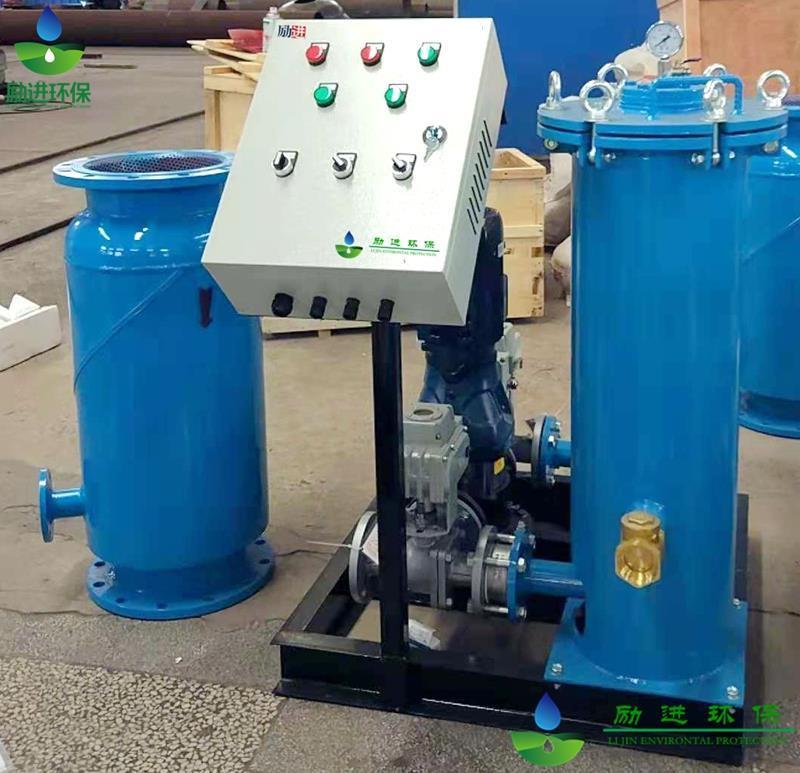 供应冷凝器在线清洗装置厂