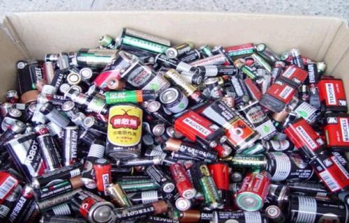 天河区专业废旧电池回收站