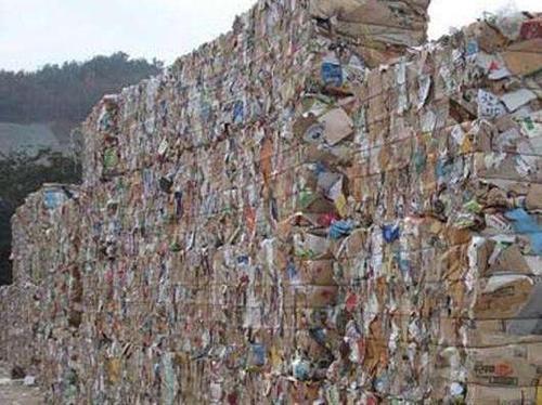 萝岗区废纸回收电话