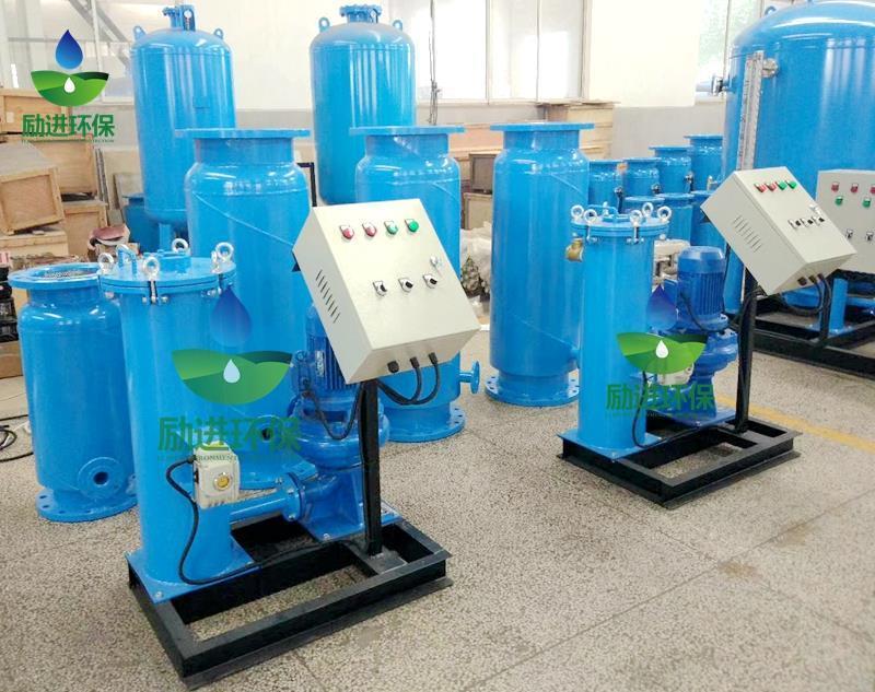环保冷凝器在线清洗装置厂