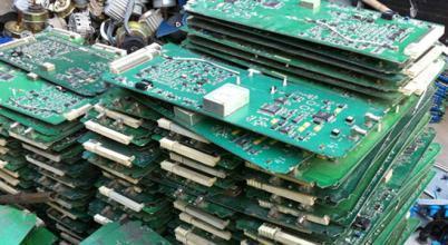 萝岗区专业电子元器件回收