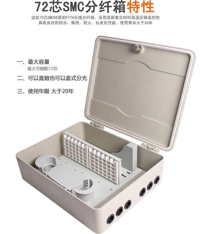 滄州新款光纖分纖箱