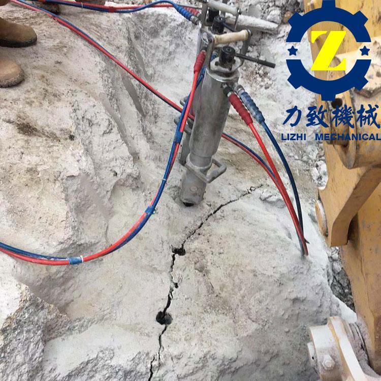吉林静音采矿设备液压分裂机批发