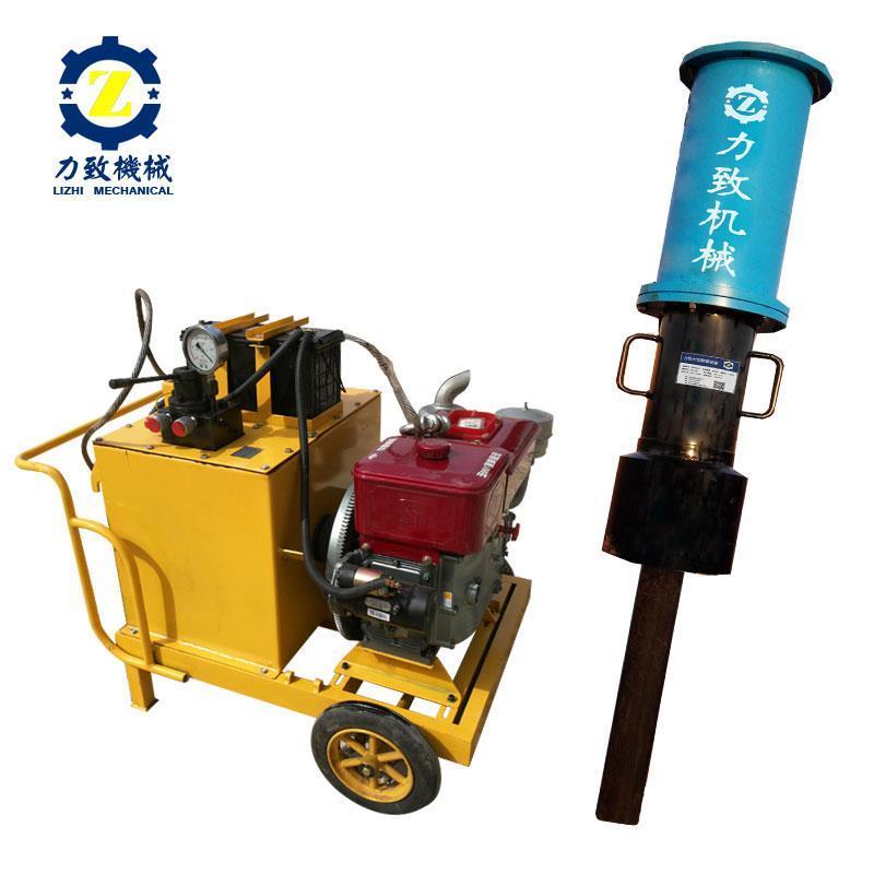 成都金矿开采专用液压分裂机批发