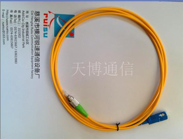 安康供应光纤跳线加工