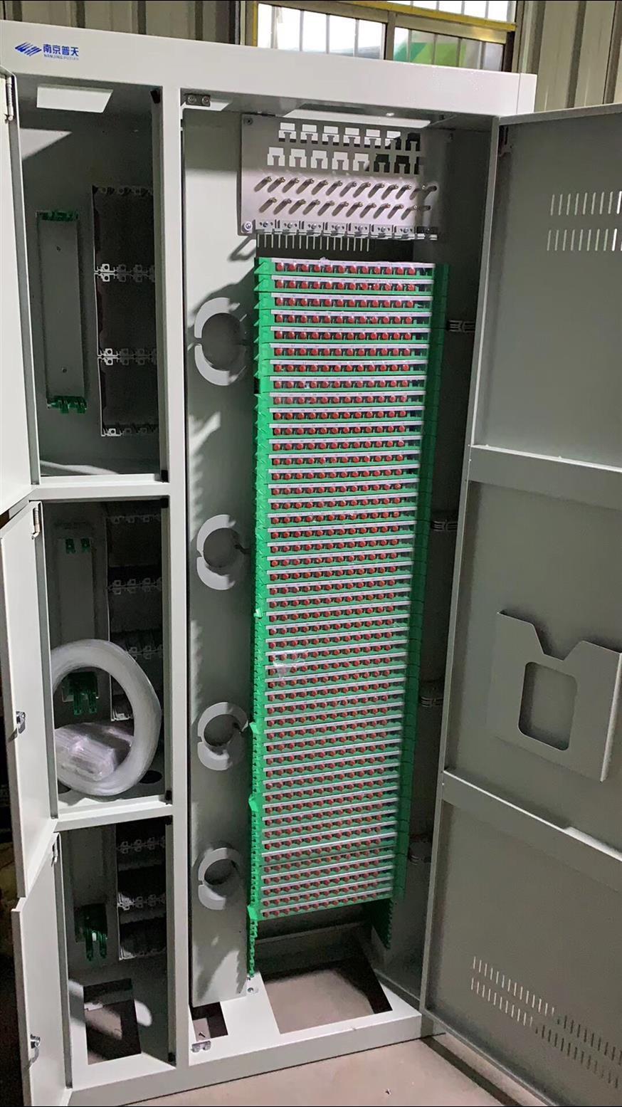 白山销售MODF光纤配线架规格