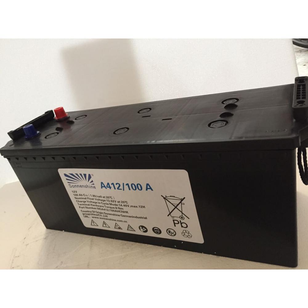 国产德国阳光蓄电池A412/65G6