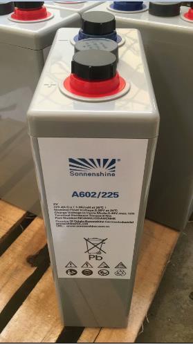 现货德国阳光蓄电池A512/40A