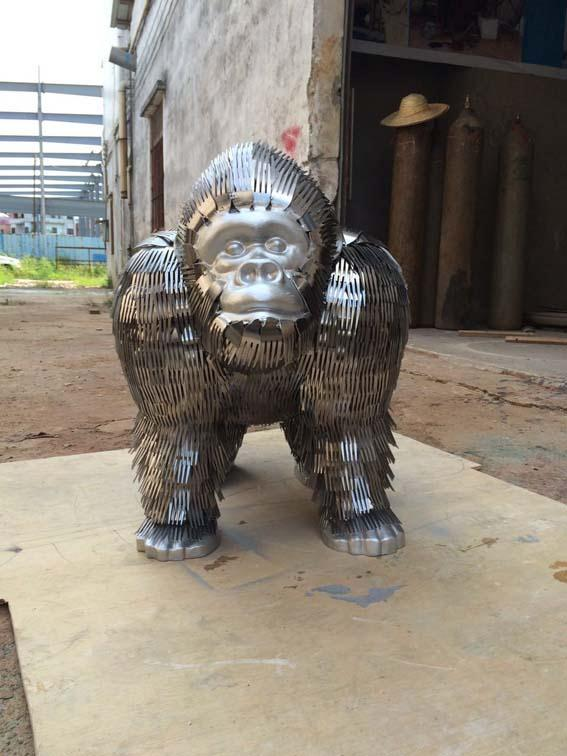 清远动物雕塑