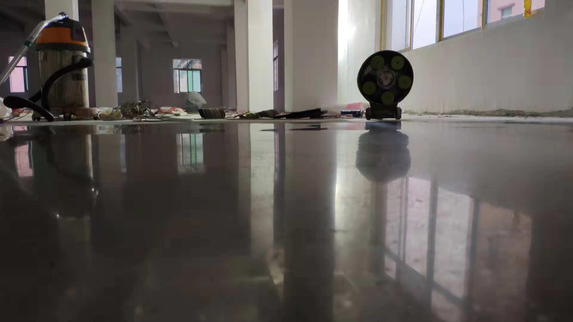 安庆厂房旧地面翻新