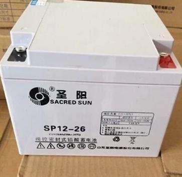 沧州圣阳蓄电池现货供应