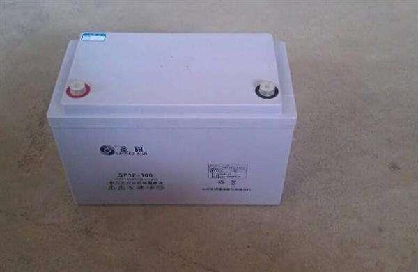 南昌圣阳蓄电池含税报价