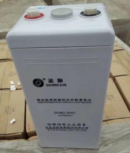 新款圣阳蓄电池12V80AH