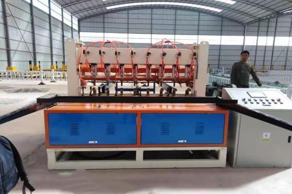 泰安钢筋焊网机