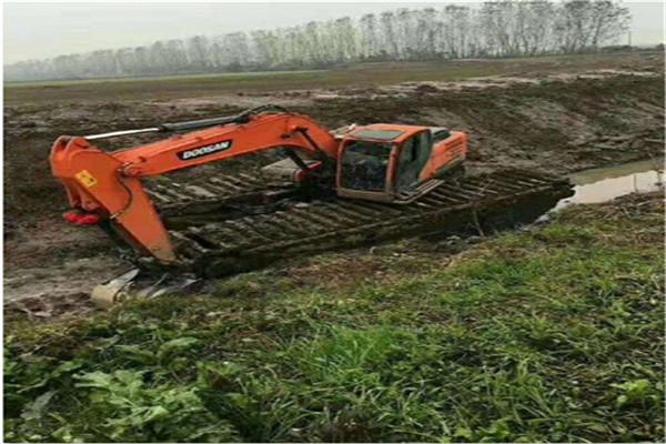 南阳湿地挖掘机出租祝你成功